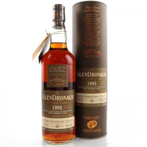 Glendronach 1995 Single Cask 20 Year Old / Whisky Fair Limburg