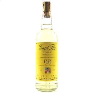 Caol Ila 1989 Signatory Vintage / Velier Import