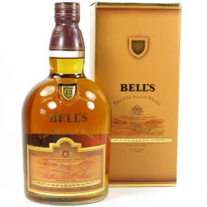 Bell's 12 Year Old 1 Litre Front