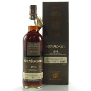 Glendronach 1994 Single Cask 21 Year Old #3399 / Distillery Exclusive