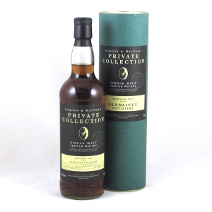 Glenlivet 1959 Gordon and Macphail Private Collection Front