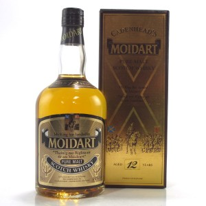 Cadenhead's Moidart 12 Year Old
