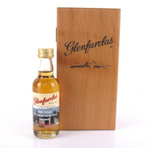 Glenfarclas 1988 Visitor Centre Exclusive Miniature 5cl