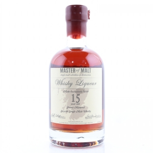 Master of Malt Speyside Whisky Liqueur 15 Year Old