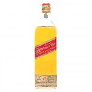 Johnnie Walker Red Label 1930s