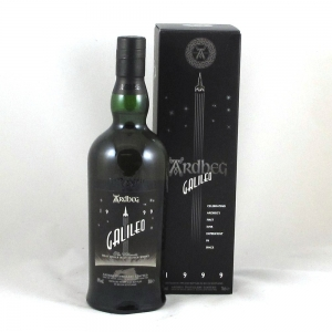 Ardbeg Galileo Distilled in 1999 Front