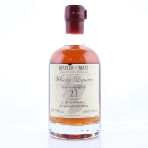 Master of Malt Speyside Whisky Liqueur 21 Year Old