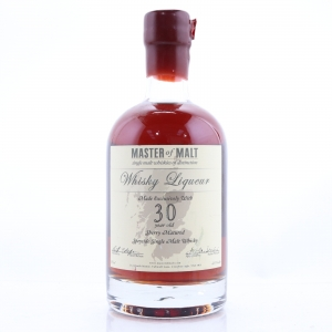 Master of Malt Speyside Whisky Liqueur 30 Year Old