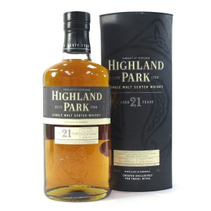 Highland Park 21 Year Old / Travel Retail