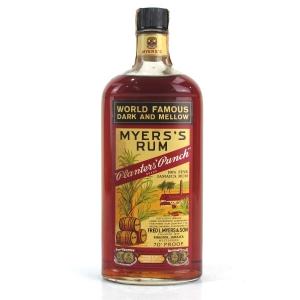 Myers's Rum 1970s