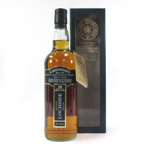 Lochside 1981 Cadenhead's 30 Year Old