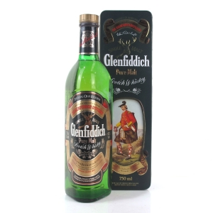 Glenfiddich Clans of the Highlands 75cl / Clan Kennedy