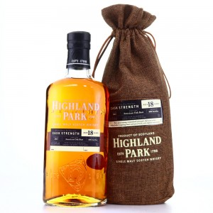 Highland Park 18 Year Old Single Cask #2865 / Distillery Exclusive