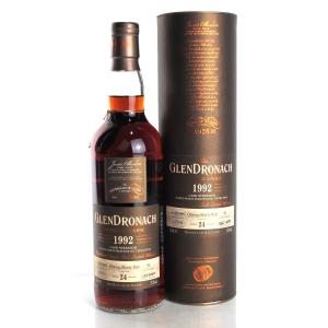 Glendronach 1992 Single Cask 24 Year Old #95 / Tiger's Finest