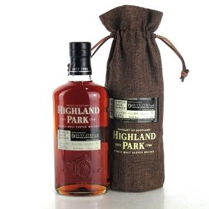 Highland Park 2004 Single Cask 13 Year Old #5424 / Duty Zero