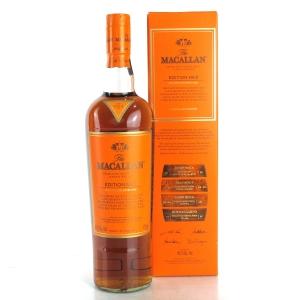 Macallan Edition No.2 75cl / US Import