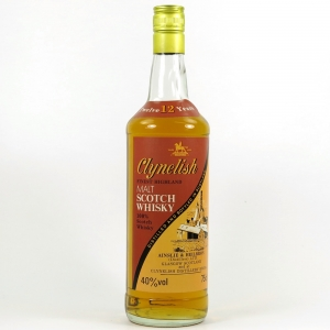 Clynelish 12 Year Old 1980s Ainslie & Heilbron