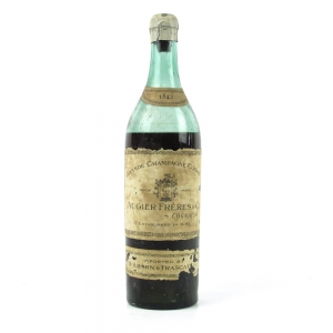 Augier Freres and Co 1842 Grande-Champagne Cognac