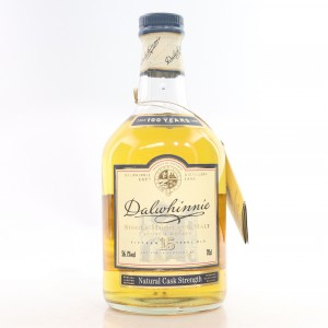 Dalwhinnie 15 Year Old Cask Strength Centenary Edition
