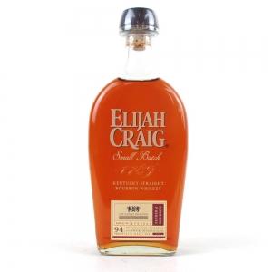 Elijah Craig Small Batch Whisky Exchange Exclusive