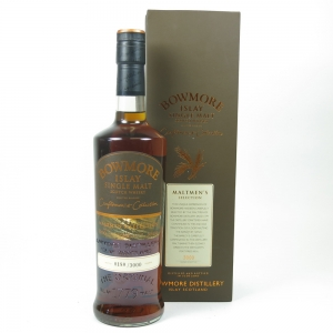 Bowmore Maltman's Selection Limited Edition
