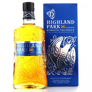 Highland Park 16 Year Old Wings of the Eagle