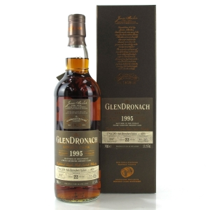 Glendronach 1995 Single Cask 22 Year Old #4038