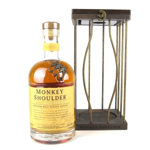 Monkey Shoulder Caged Edition