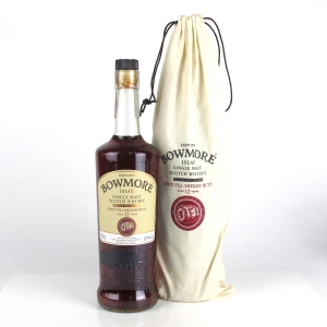 Bowmore 12 Year Old Feis Ile 2015 / First Fill Sherry Butt