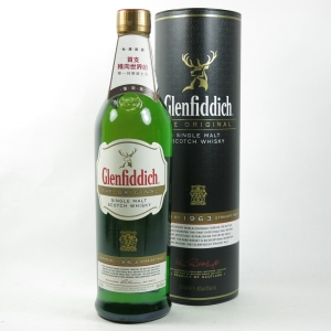 Glenfiddich The Original Front
