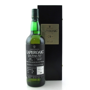 Laphroaig 24 Year Old Warehouse #1 / Taiwan Exclusive