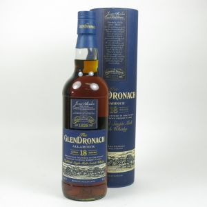 Glendronach 18 Year Old Allardice Batch #4