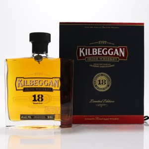 Kilbeggan 18 Year Old 75cl / US Import