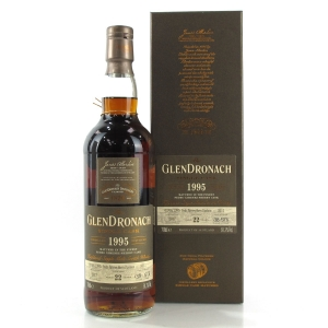 Glendronach 1995 Single Cask 22 Year Old #3311