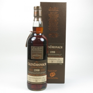 Glendronach 1990 Single Cask 24 Year Old