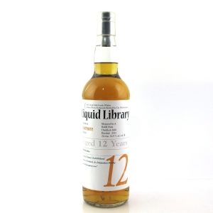 Bowmore 2001 Whisky Agency 12 Year Old / Liquid Library