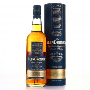 Glendronach Cask Strength Batch #8