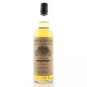 Springbank 1992 Single Cask #269 21 Year Old
