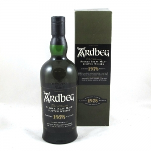 Ardbeg 1978 (Third Release)