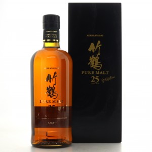 Taketsuru 25 Year Old Pure Malt