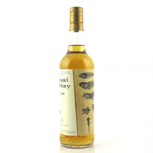 Littlemill 1989 Whisky Agency 24 Year Old / Liquid Library