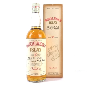Bruichladdich 10 Year Old 1990's