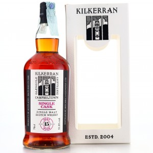 Kilkerran 2004 Single Port Cask 15 Year Old / 15th Anniversary - Beija Flor