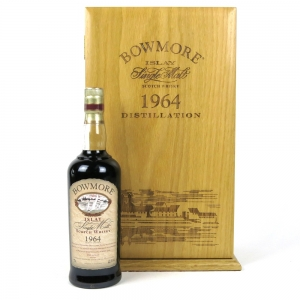 Bowmore 1964 Single Cask 35 Year Old / One of 99 Bottles