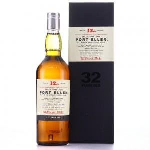 Port Ellen 1979 32 Year Old 12th Release