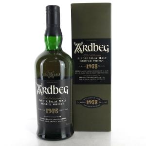 Ardbeg 1975 Bottled 1998
