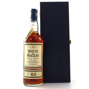 Whyte and Mackay 30 Year Old 1980s