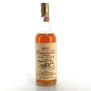 Longrow 1974 Samaroli Sherry Wood