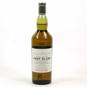 Port Ellen 1979 25 Year Old 5th Release 20cl Front