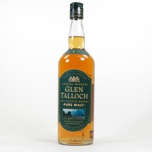 Glen Talloch 8 Year Old Pure Malt